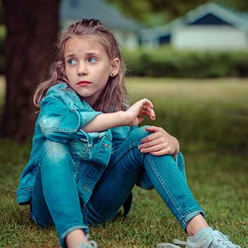 Help with Anxiety in Children